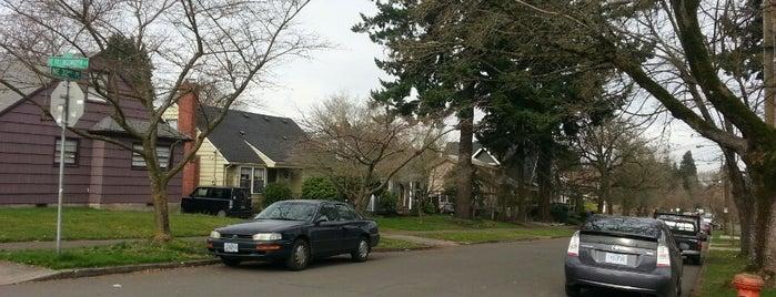 Cully Neighborhood is one of Neighborhoods of Portland.