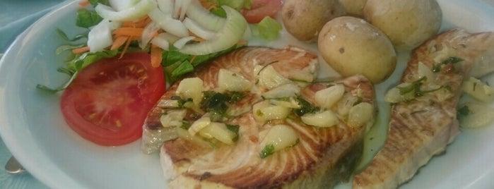 Restaurante Playa De Mogan is one of ion : понравившиеся места.