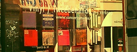 Concerto Records is one of amsterdam v1d4 l0k4.