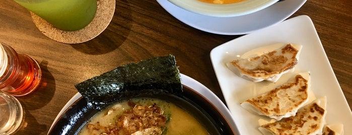 Seirock-Ya Ramen is one of KL Japanese Restaurants.