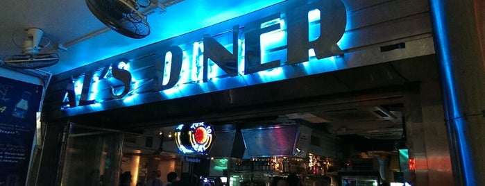 Al's Diner is one of Katrina 님이 좋아한 장소.