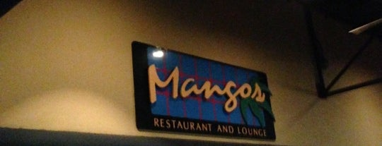 Mangos Restaurant & Lounge is one of Miami / Ft. Lauderdale.