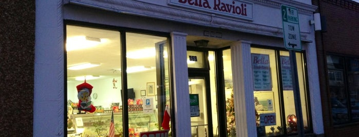 Bella Ravioli is one of Ericさんのお気に入りスポット.
