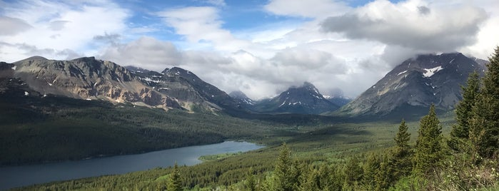 Scenic Point Glacier NP is one of PNW Road Trip.