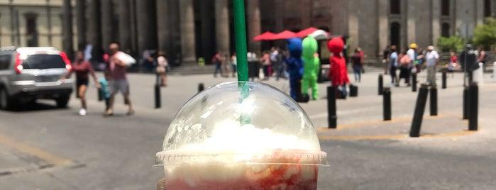 Starbucks is one of GloPau: сохраненные места.