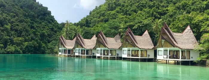 Sohoton Cove is one of Siargao.