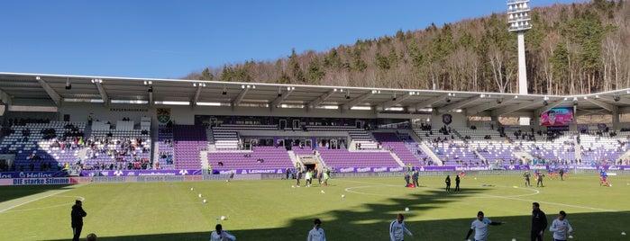 Erzgebirgsstadion is one of Summer Events....