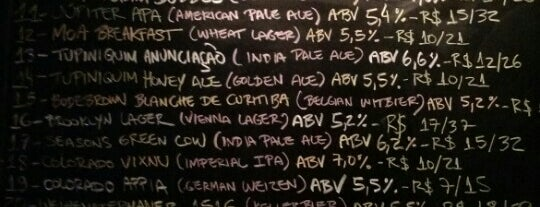 I Love Beer is one of Fábio Marceloさんの保存済みスポット.
