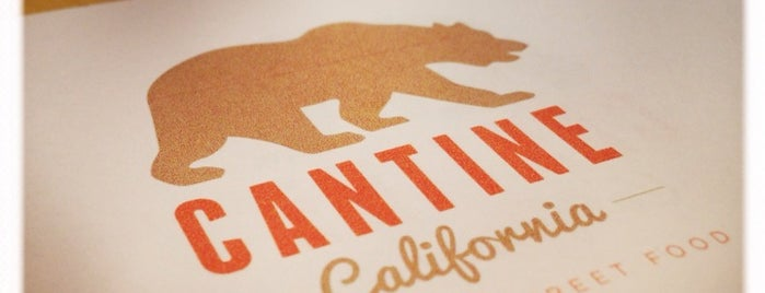 Cantine California is one of Paris.