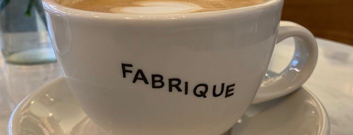 Fabrique is one of London.
