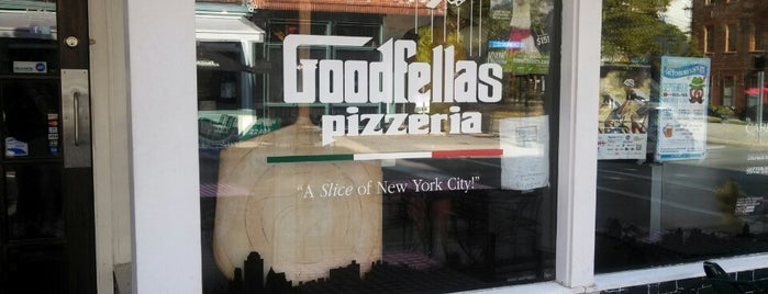 Goodfella's is one of Dave 님이 저장한 장소.
