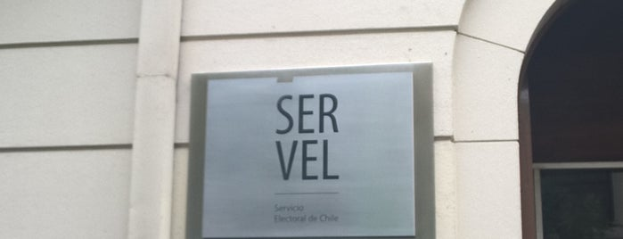 SERVEL is one of Berni's Liked Places.