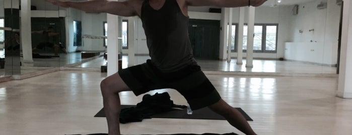 jiwa yoga studio is one of Seminyak.