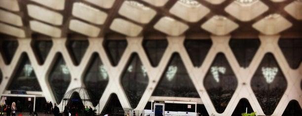 Marrakech Menara Airport (RAK) is one of Airports.