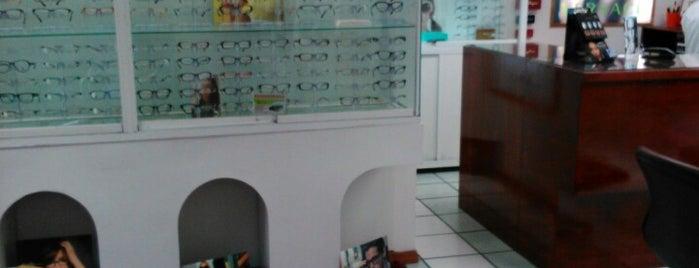 Centro Optico Revolución is one of Descuentos con IDENTIDAD-UABC.