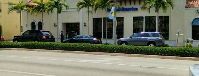 Bank of America is one of Miami Exploration!.