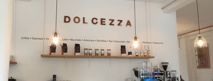 Dolcezza is one of London Scrapbook.