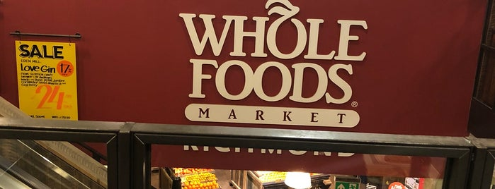 Whole Foods Market is one of London, UK 🇬🇧.