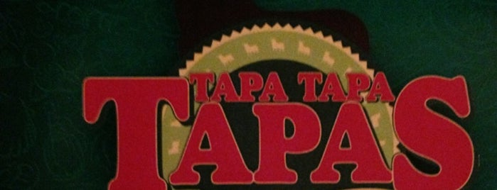 Tapas is one of Lieux qui ont plu à nihal.