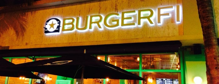 BurgerFi is one of Great picks.