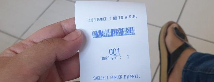 Güzelbahçe Sağlık Ocağı is one of Aydoğan 님이 저장한 장소.