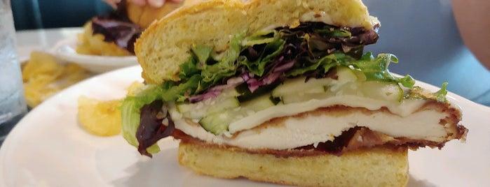 Secret Sandwich Society is one of rva.