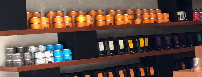 Moncloa Tea Boutique is one of Tempat yang Disukai Nilson.