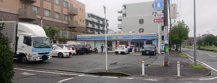 Lawson is one of Tempat yang Disukai Shinichi.