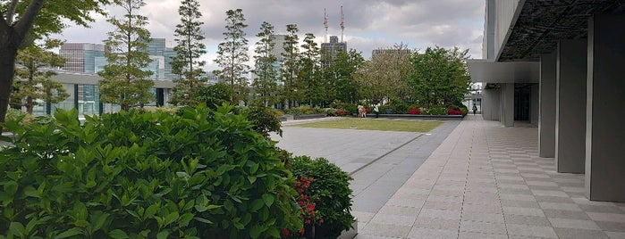 Ginza Six Garden is one of Japan (Tokyo+Kyōto+Nara).