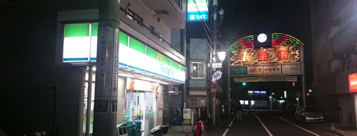 FamilyMart is one of Masahiro 님이 좋아한 장소.