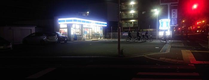 ローソン 豊新五丁目店 is one of Saejimaさんのお気に入りスポット.