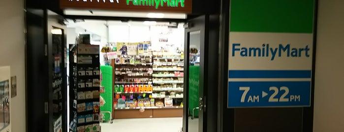 FamilyMart is one of 大阪市城東区.