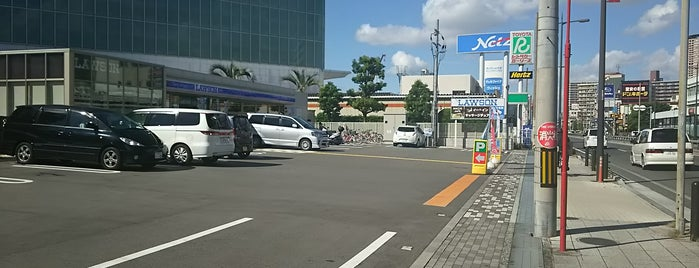 Lawson is one of Orte, die つじやん gefallen.