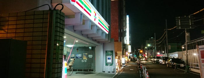 7-Eleven is one of Lieux qui ont plu à 西院.