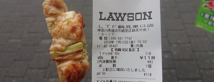 ローソン・スリーエフ 鶴見東口店 is one of Masahiroさんのお気に入りスポット.