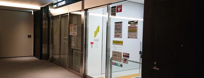 三井住友銀行 浜松町支店 is one of Lieux qui ont plu à Geraldine  🤡😻😆💋👋.