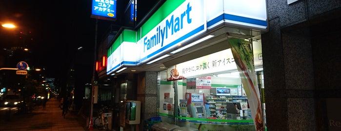 FamilyMart is one of キヨ 님이 좋아한 장소.