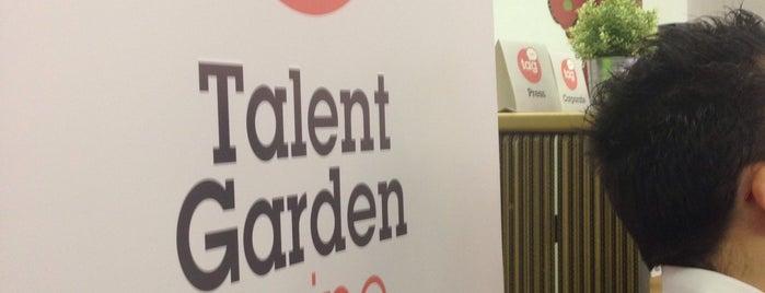 Talent Garden Torino is one of coworking.