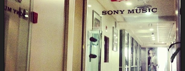 Sony Music Mexico is one of México.