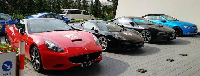 Ultimate Drive is one of Singapur.