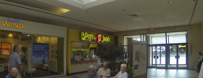 Booster Juice is one of Patricia Carrier's Liked Places.