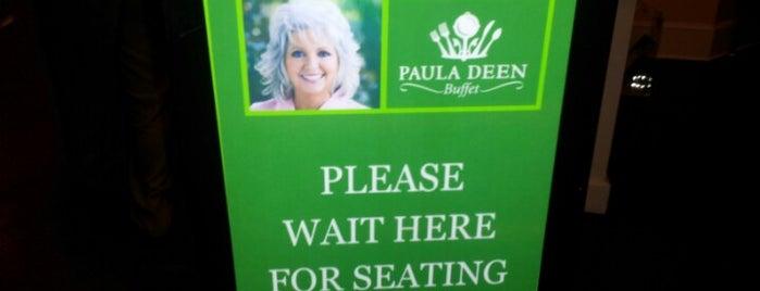 Paula Deen Buffet Harrah's Tunica is one of Restaurants/Eateries I Recommend.