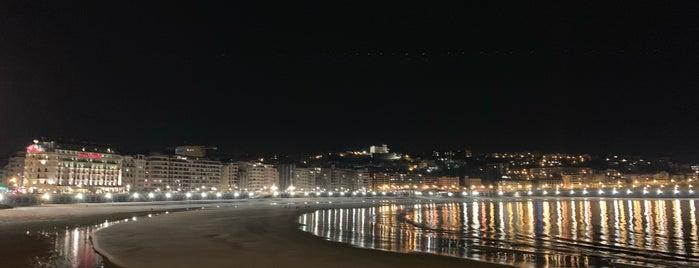 GU San Sebastián is one of Nihan'ın Beğendiği Mekanlar.