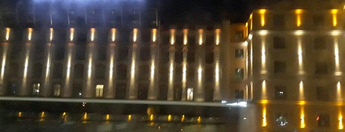Mercure Riga Centre Hotel is one of Jaan'ın Beğendiği Mekanlar.