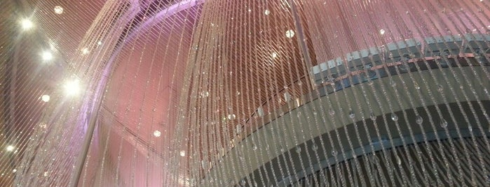 The Cosmopolitan of Las Vegas is one of Matt and Andrew's Great American Road Trip 2013.