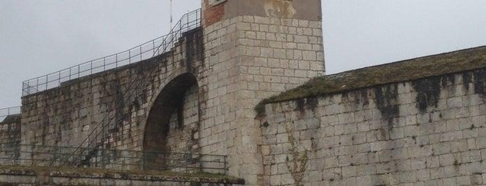 Citadelle de Besançon is one of Lieux sauvegardés par Hatem.