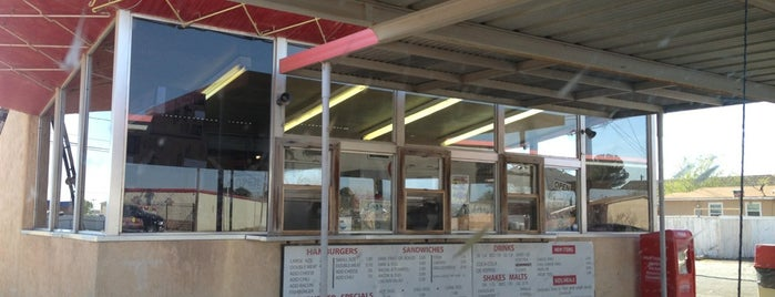 Bob's Better Burger is one of Midland.