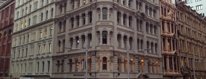 CBD Hotel is one of Sydney Pubs.