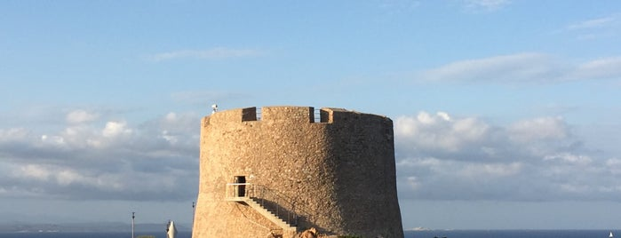 Torre Aragonese is one of SARDEGNA - ITALY.