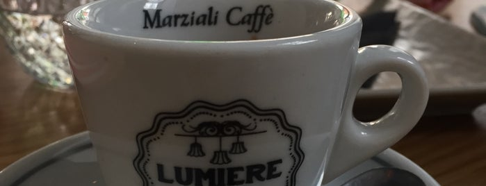 Lumìere bistrot is one of Rome.